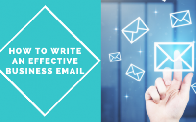 How to write an Effective Business Email